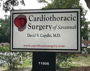 Mercy Boulevard Office of Cardiothoracic Surgery of Savannah